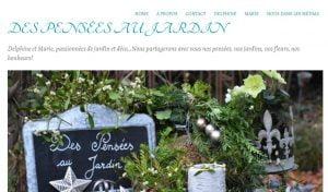 meilleurs blog jardin
