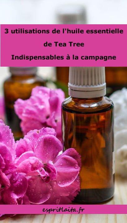 huiles essentiels contre les tiques
